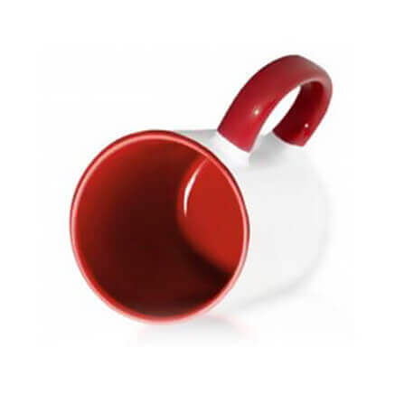 Цветная чашка №5