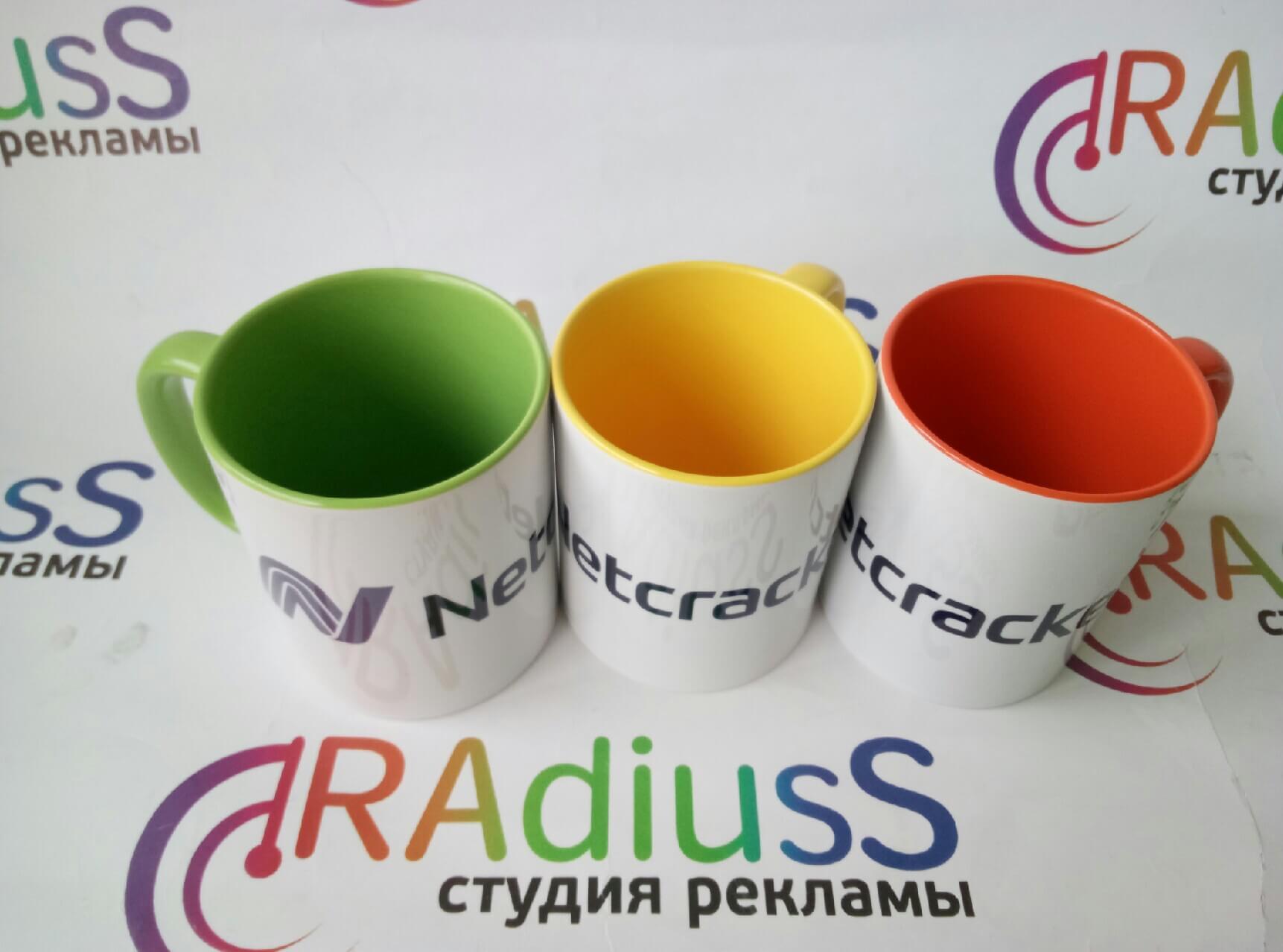 Печать на чашках фото № 1