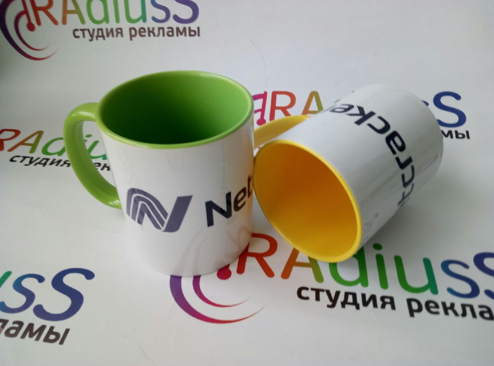 Печать на чашках фото № 2